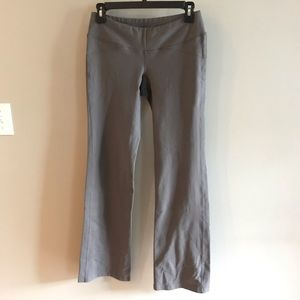 Gray Bootcut Lucy Yoga Pants